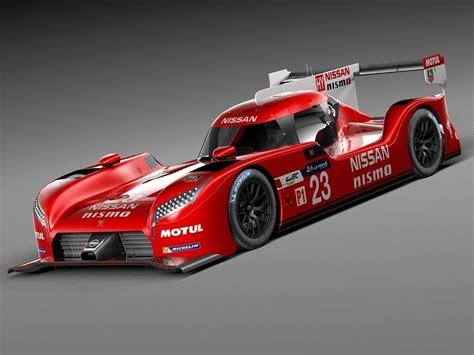 nissan nismo race nissan gt r lm nismo race car 2015 3d model max obj 3ds