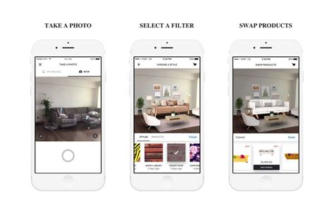 zillow design app zillow invests in augmented reality interior design app