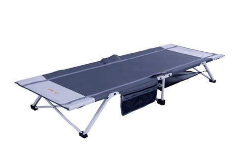 stretcher bed oztrail easy fold low rise single stretcher bed tentworld