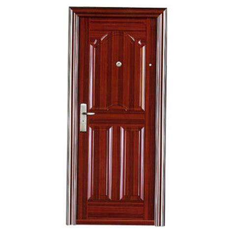 Steel Exterior Security Doors Chemical Waste