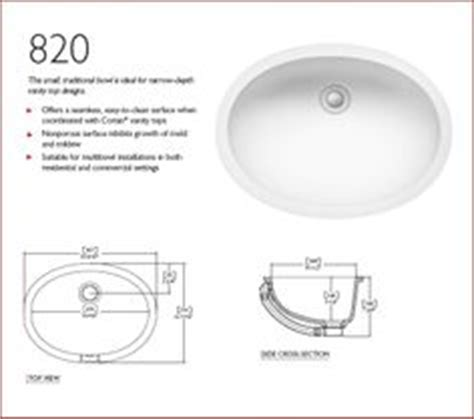 corian integral sink integral corian 810 bowl glacier white depicted