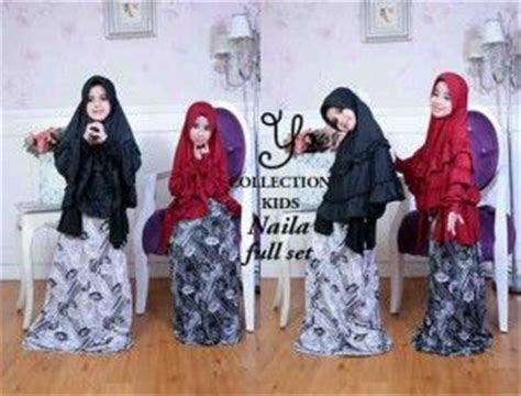 Gamis Anak Nayla 1000 images about fashion idea moslem on
