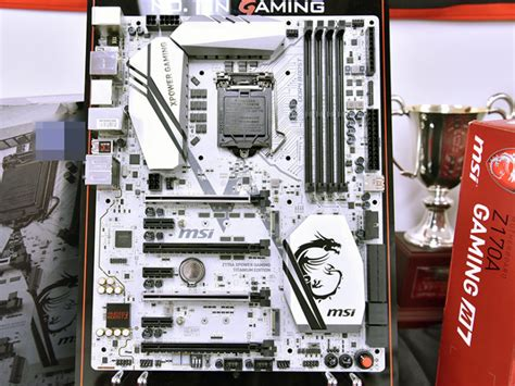 Msi Z170a Xpower Gaming Titanium Edition msi z170a motherboards up xpower gaming gaming m9 ack krait gaming detailed