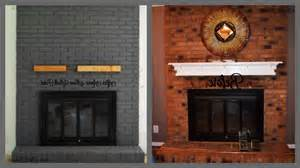 painting a brick fireplace color ideas dilatatori biz