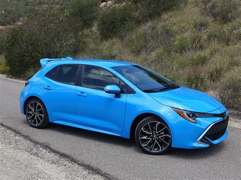 toyota awd hatchback car kelley blue book