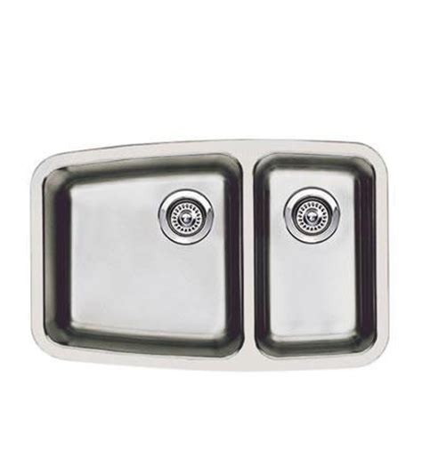 blanco performa kitchen sinks blanco performa undermount small 1 1 2 quot bowl sink