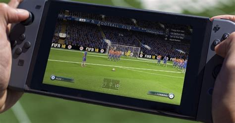 Kaset Nintendo Switch Fifa 18 fifa 18 on nintendo switch is the best portable fifa