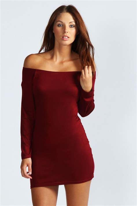 Dress Out Shouldersexy Dressshort Dressmini Dress sleeve the shoulder bodycon clubwear cocktail mini dress ld ebay