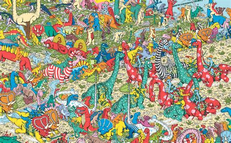 Find Walter where s waldo emotionally