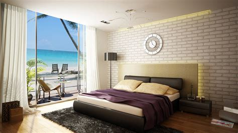 beach house bedrooms cgarchitect professional 3d architectural visualization