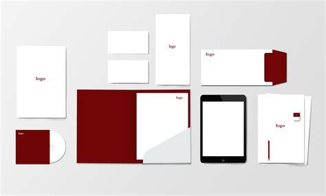 Branding Design Template Brand Vi Template Psd Free Psd Vector Icons