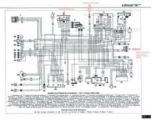 zr7 moteur faisceau dans un zeph 750 ne demarre pas
