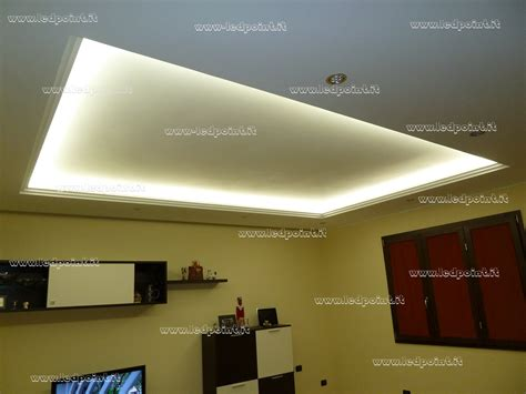 striscia led controsoffitto forum arredamento it controsoffitto in cartongesso e