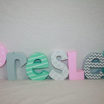 letter decorations for nursery baby nursery decor sle wooden letters for baby