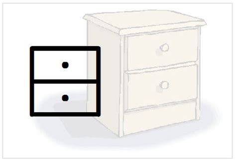 Drawers Dictionary by Blissymbolics Dictionary Furnishings
