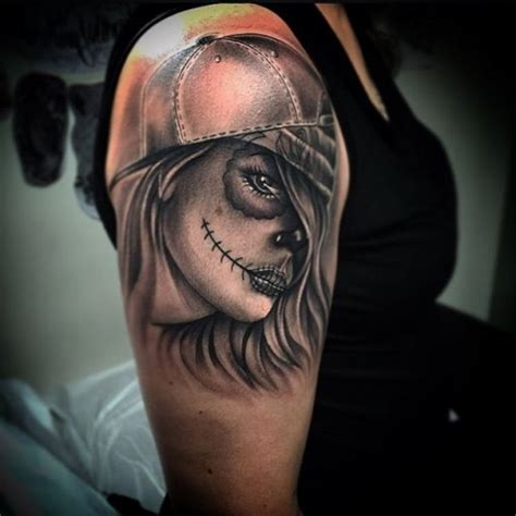 mexican death mask tattoo designs mexican dead best ideas gallery