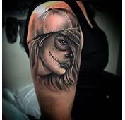 Mexican Dead Girl Tattoo  Best Ideas Gallery