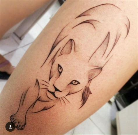 lioness tattoos askideas com