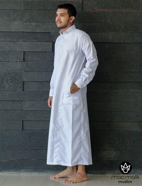 Cari Gamis Pria jual gamis jubah pria arab modern kualitas terbaik keren dan nyaman mac malik muslim