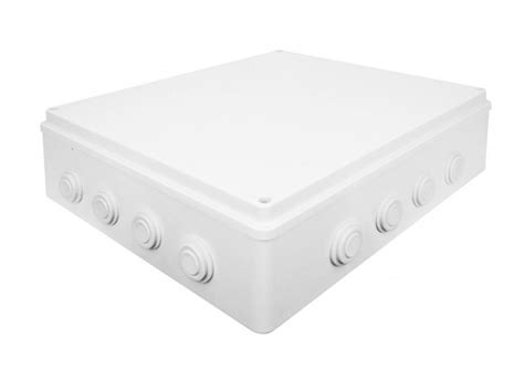 Junction Box 88x88x47mm Ip55 ip55 ip66 white black weatherproof outdoor junction