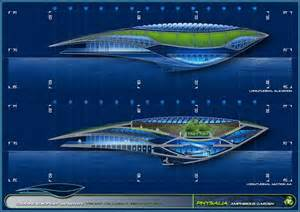Home Designs And Architecture Concepts Amazing Architectural Concept Physalia The Amphibious Garden