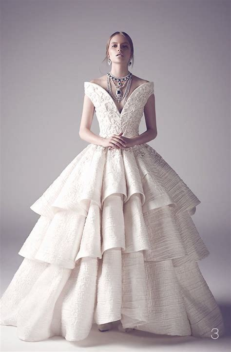 Best 25  Dramatic wedding dresses ideas on Pinterest