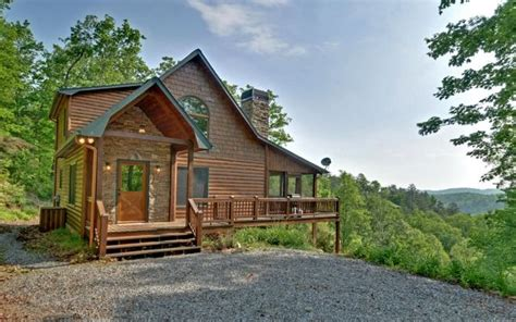 mountain top cabin rentals cabins tops