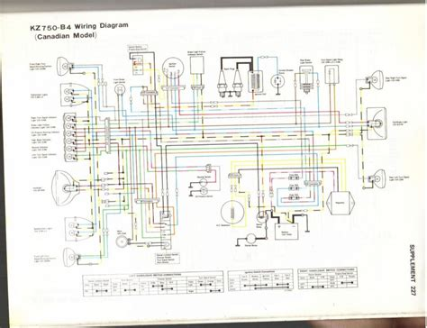 kz650 wiring harness diagram wiring diagram schemes