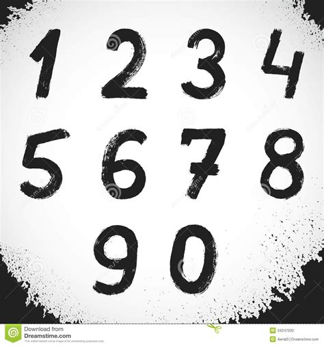 font number 10 cute number fonts images fancy number fonts cute