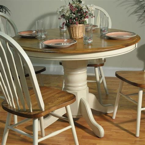 two tone dining table 25 best ideas about two tone table on two