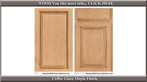 kitchen cabinet styles and finishes 512 maple cabinet door styles and finishes maryland