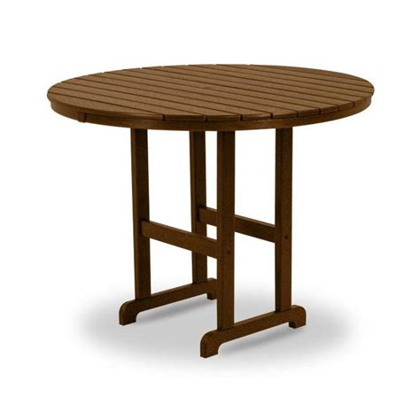 polywood  la casa cafe  counter height table