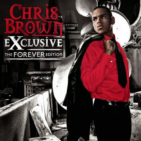 chris brown exclusive the forever edition itunes