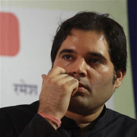 biography of varun gandhi bjp non committal on maneka gandhi s pitch for varun