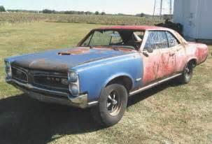 Pontiac Gto Parts For Sale 1967 Pontiac Gto For Sale