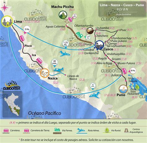 imágenes maps más paquetes turisticos tours lima nazca machu picchu y puno