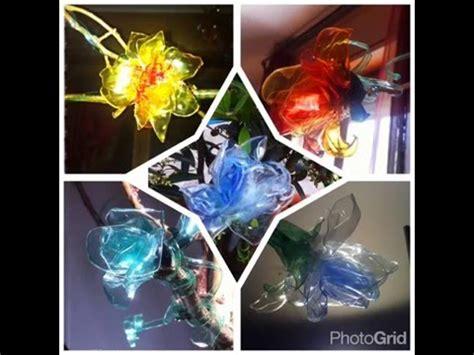 fiori realizzati con bottiglie di plastica vote no on riciclo creativo bottiglie di plastica