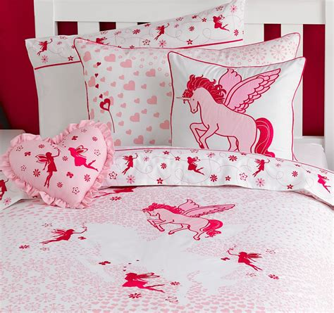 unicorn bedding unicorn quilt cover set kids bedding dreams