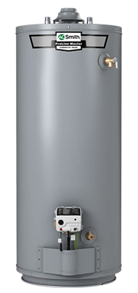 proline 174 master ultra low nox 40 gallon gas water heater