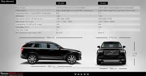 Length Of Volvo Xc90 Volvo Xc90 Dimensions 2016 Fhoto