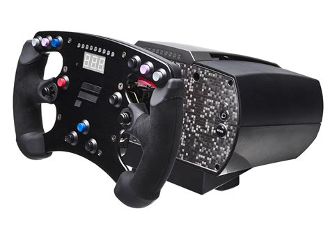 fanatec volante fanatec launch new csl elite wheel pedal line inside