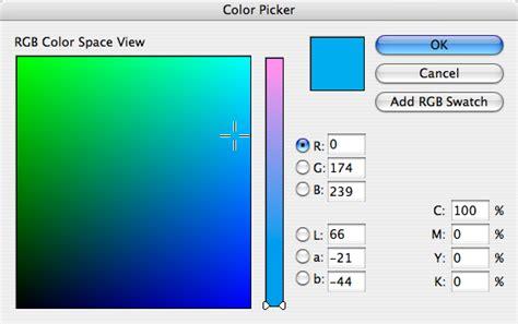 indesign s evil evil color picker indesignsecrets