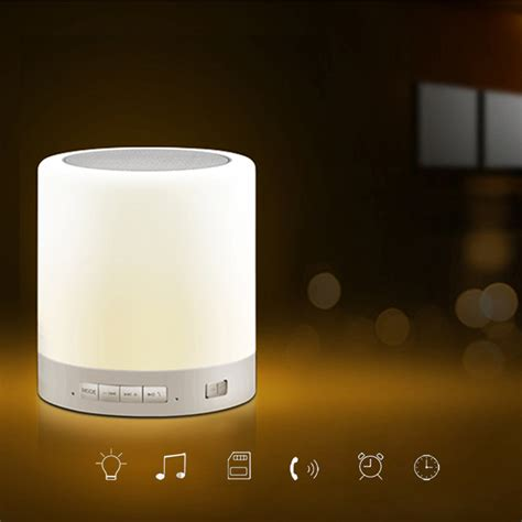 bluetooth speaker with lights 4pcs bluetooth speaker cool