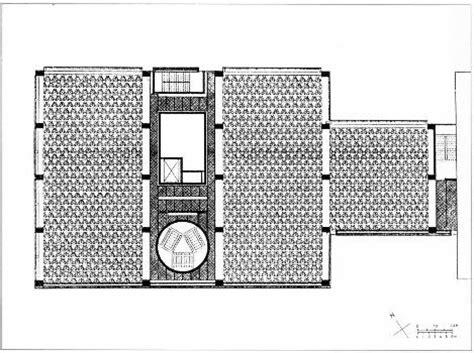 yale university art gallery floor plan floor plan yale art gallery 1951 1953 louis kahn yale