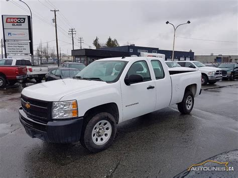 2012 chevrolet silverado work truck trucks chevrolet