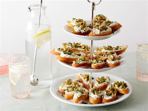 easy bridal shower recipes throw a bridal or baby shower everyday celebrations recipes for easy entertaining food network