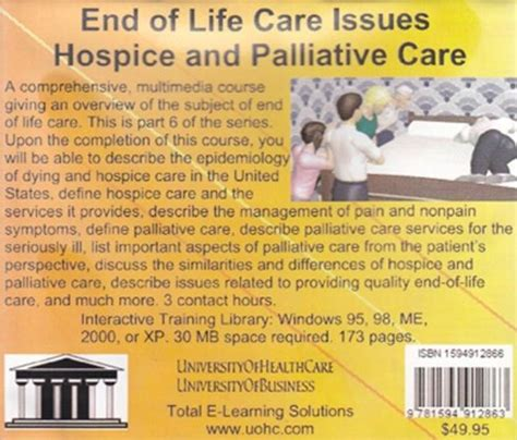 living at the end of a hospice addresses the most common questions books hospice and palliative care end of care issues by