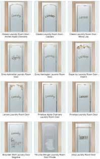 Glass Laundry Room Door - laundry room doors sans soucie art glass