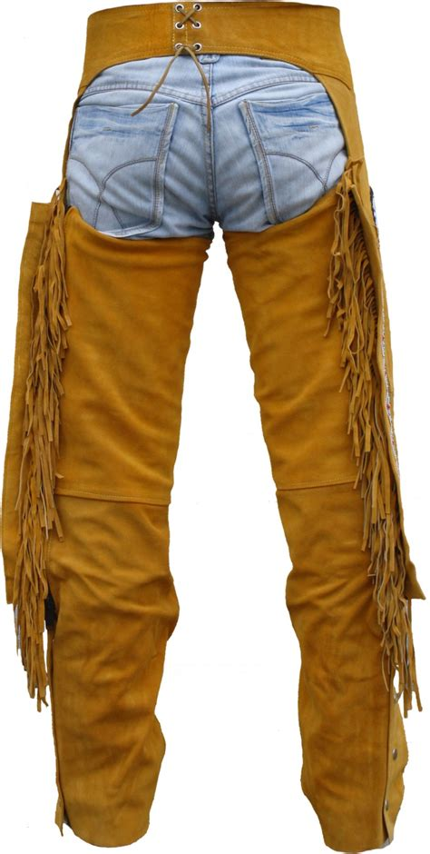 Lederchaps Motorrad by Rodeo Cowboy Chaps Www Imgkid The Image Kid Has It