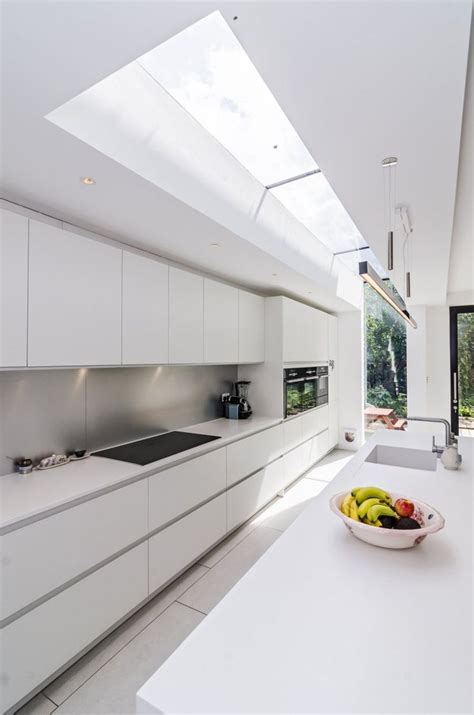 white modern kitchen ideas 25 best ideas about all white kitchen on